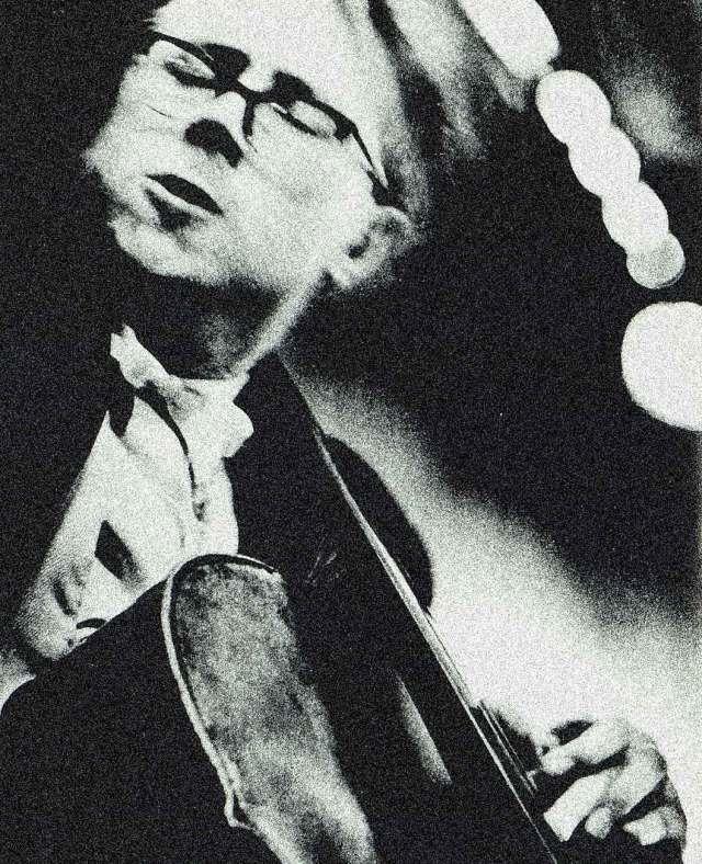The legendary Rostropovich this week, playing Dvorak.