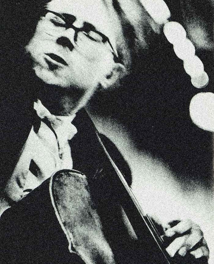 The legendary Rostropovich this week, playing Dvorak.