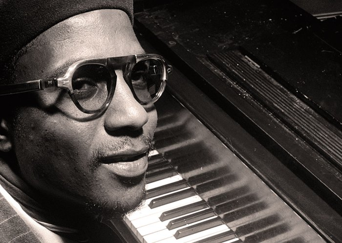 """Thelonious Monk - """"Genius of Modern Music"""" -  for once, truth in advertising."""