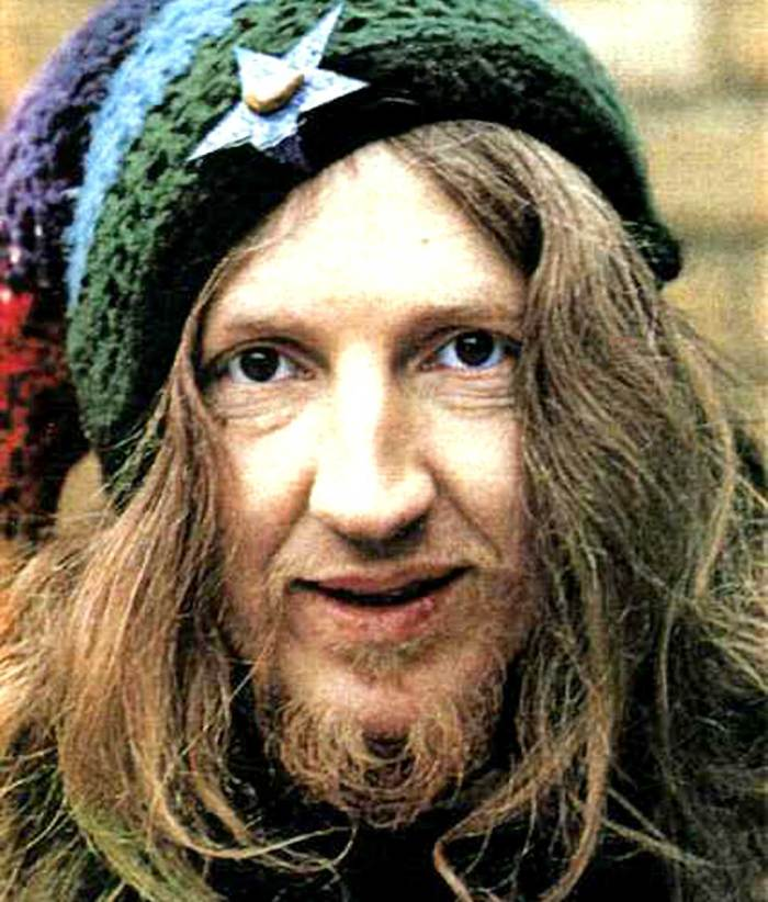 Daevid Allen -  No replacement.