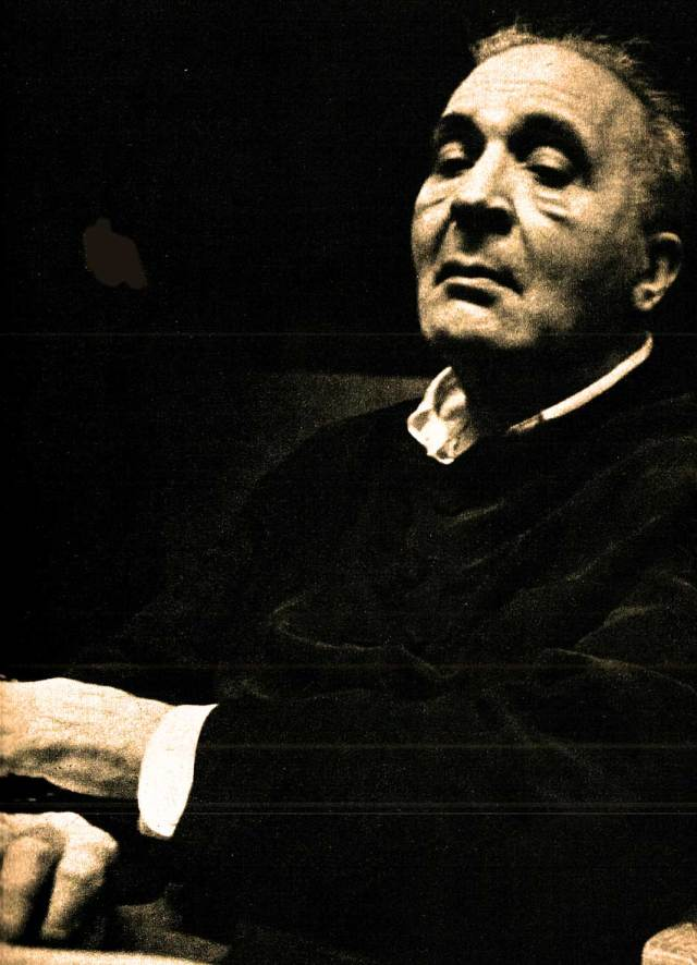 Bruno Walter - one of the giants of the podium.