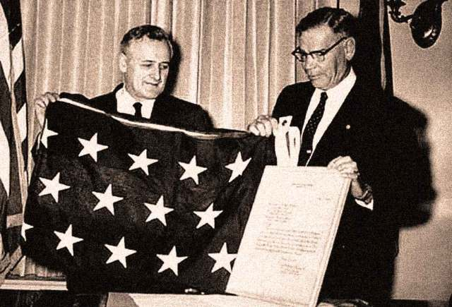 The Statehood question for Alaska and Hawaii loomed large in the 1950s.