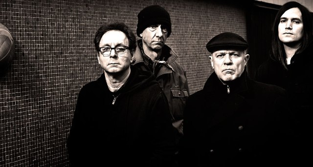 Wire - one of those timeless bands of the last 40 years. (photo: Phil Sharp)