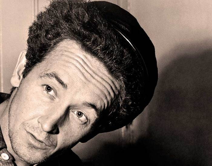 Woody Guthrie - When Network Radio introduced Folk.