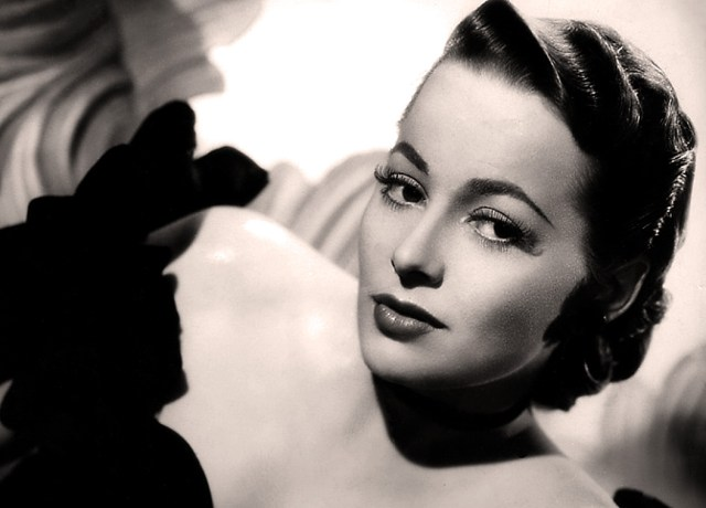 Olivia DeHavilland - legendary.