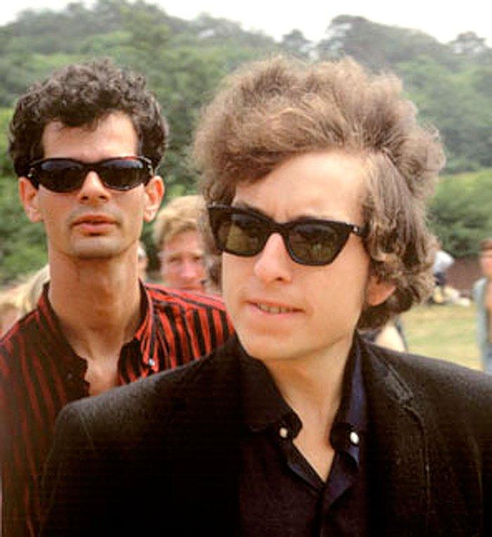 Bob Dylan, with Al Kooper - Newport '65 - upstarts.