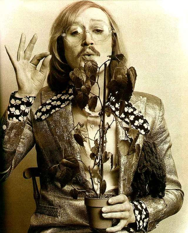 Vivian Stanshall - as long as there was Repelephant, the world was safe.