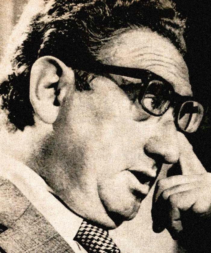 Henry Kissinger - no sooner did we conclude the odyssey of Vietnam than the Mayaguez incident popped up.