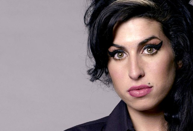 """Amy Winehouse - tragic figure relegated to """"might've been"""" status."""