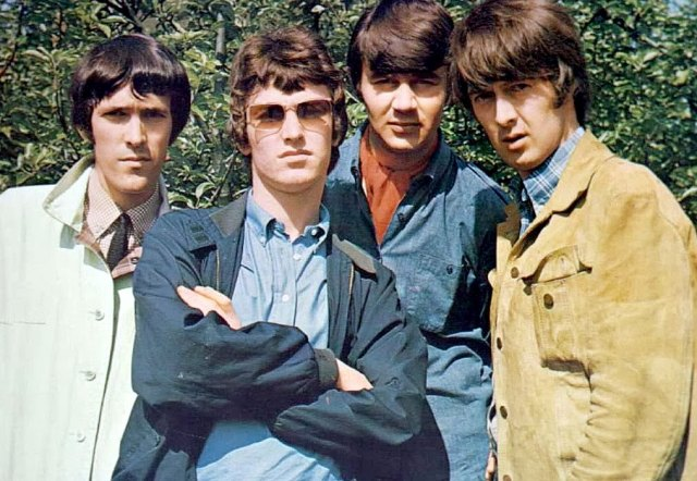 Spencer Davis Group (w/Steve Winwood) - Steve was destined for other things shortly.