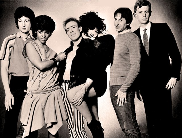 The Waitresses - Post-Punk experimental band from Akron, Ohio who were a bigger hit with the underground than the mainstream. How unusual.