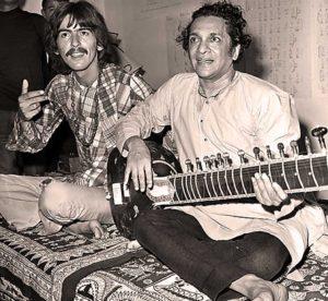 Ravi Shankar - George Harrison