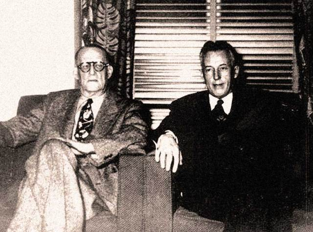 Dr. Bob Smith and Bill Wilson - a Proctologist and a Stockbroker - unlikely alliance - and 80 years later, a way of life.