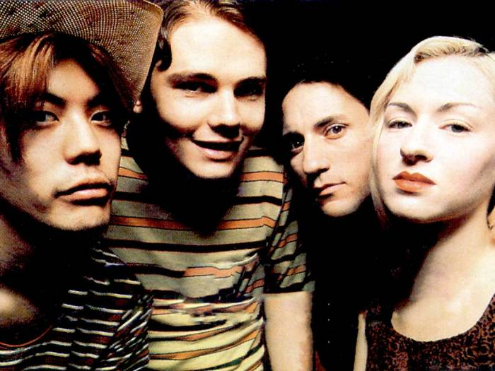 """Smashing Pumpkins - initially characterized as """"anguished, bruised reports from Billy Corgan's Nightmare-land"""". Oh?"""