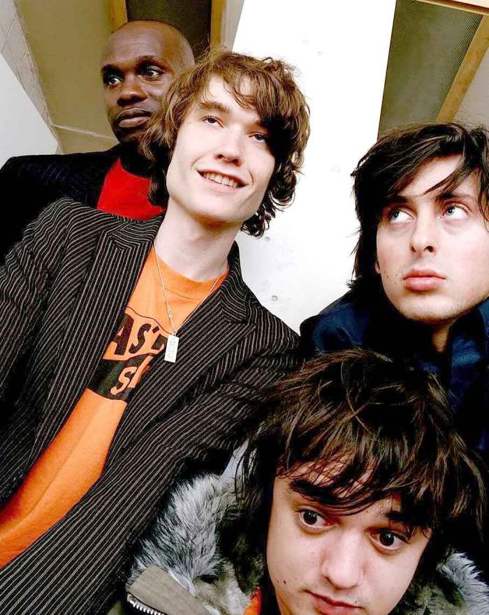 The Libertines -  A career characterized by fits, starts, obsessiveness, and the occasional spiral out of control - everything that makes Rock n' Roll worthwhile.