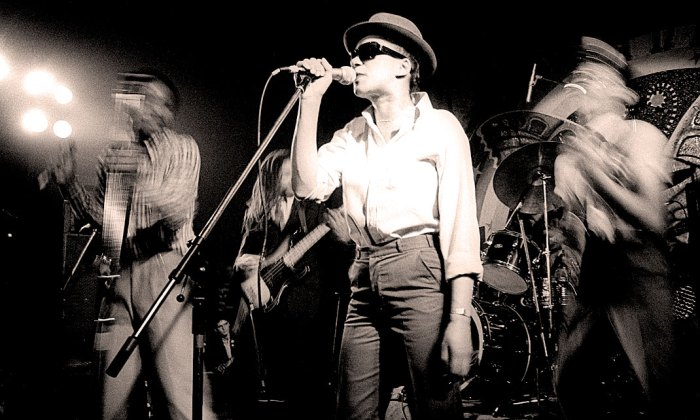 Pauline Black of The Selecter - Rude Girl and Politics= magic combination - photo: Ray Stevenson/Rex Features