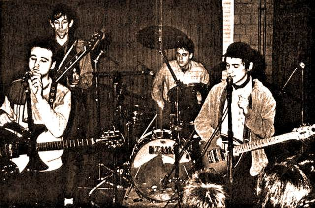 Television Personalities - part of a seemingly endless flood of bands heading in the post-Punk direction.