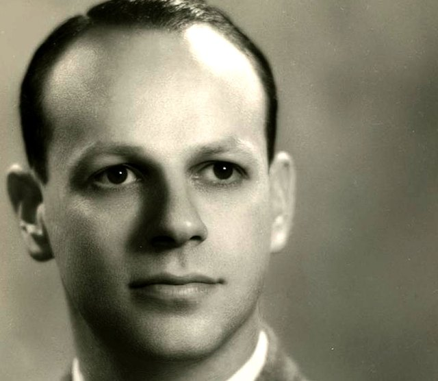 William Schuman - one of the bright lights of American Classical music.