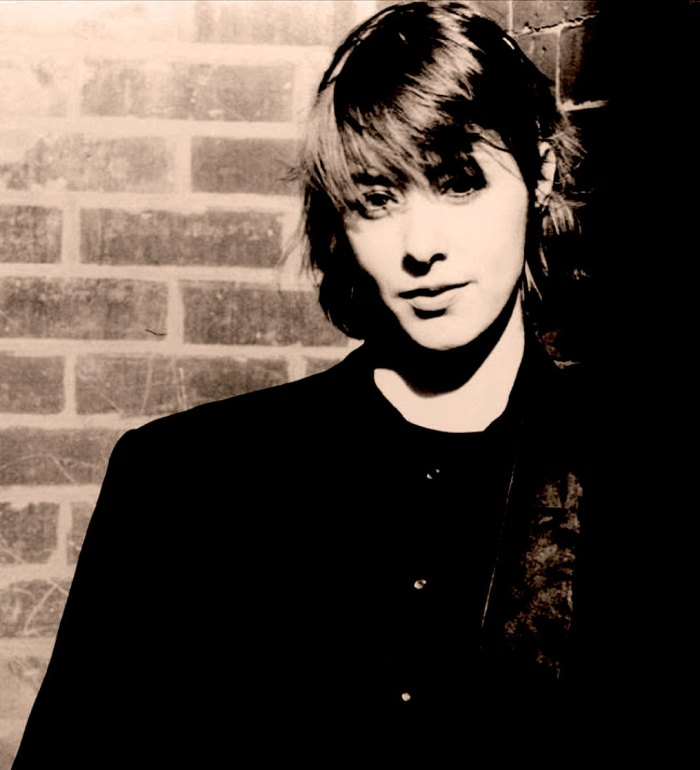 Suzanne Vega - proved the 80s were also about listening to Folk music too.