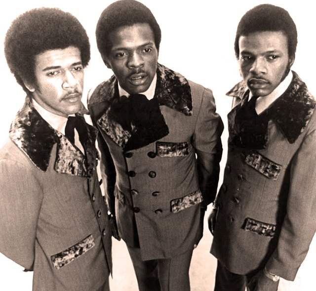 The Delfonics - Backbone of Popular Music, re-emerging as the conscience of Hip-Hop.