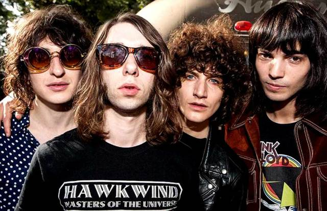 Temples - Another band seemingly everywhere this Festival season.