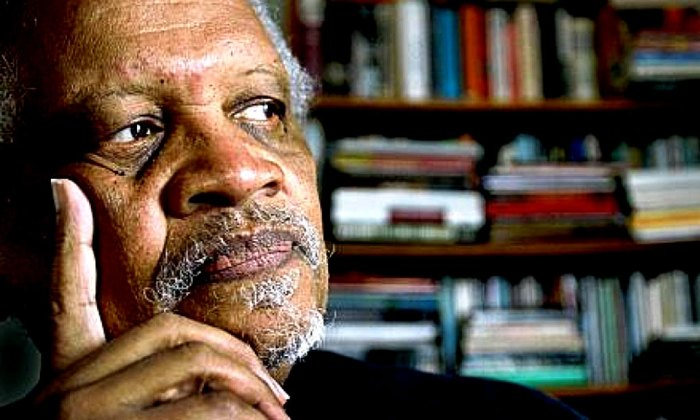 """Ishmael Reed - """"We're Metaphysical Detectives and we're about to make an arrest."""""""