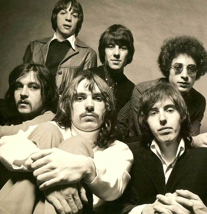 Procol Harum - 1971 saw an exit from Robin Trower.