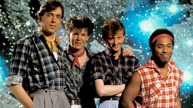 Big Country - The 80s took a break from Techno for a minute or two.