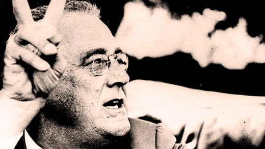 October 21, 1936 – FDR Talks About Taxes And Social Security – Campaign '36