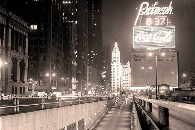 Chicago in the 1950s - meant a lot of different things to a lot of different people.