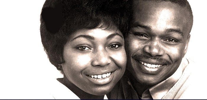 Peaches & Herb - Herb stayed the same, it was Peaches who kept changing.