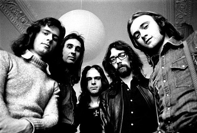 Genesis - their magnum opus would be the last with Peter Gabriel.