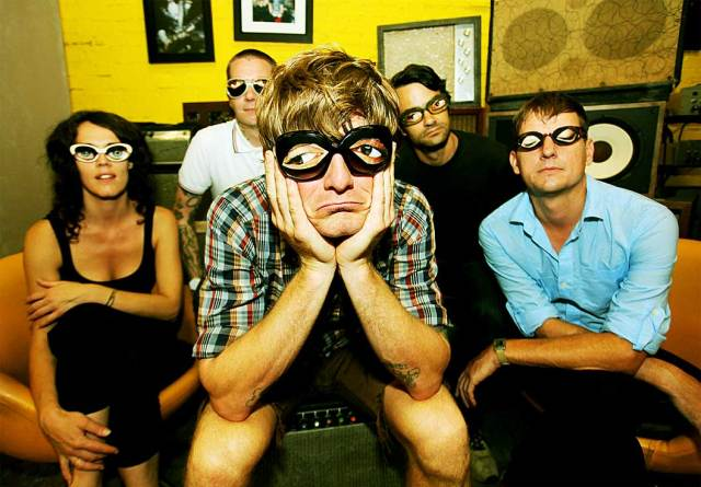 Thee Oh Sees - After a 2 year lay-off - a new album.