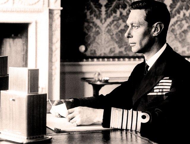 King George VI Radio address