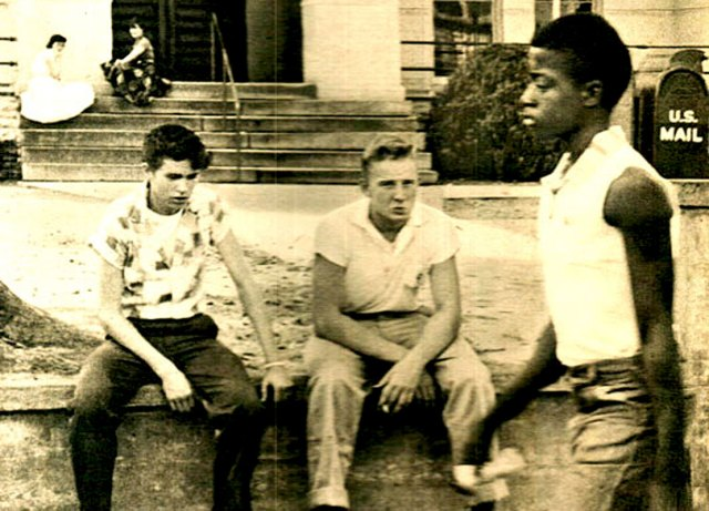 Race Relations in 1958