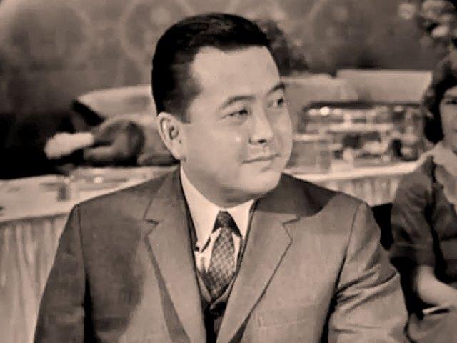 Sen. Daniel Inouye 1963