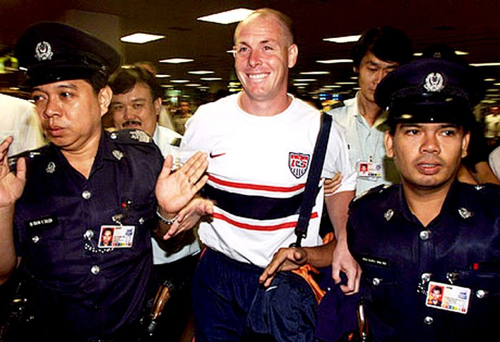 March 2, 1995 - Rogue Trader Nick Leeson. Propagating a sea of red faces.