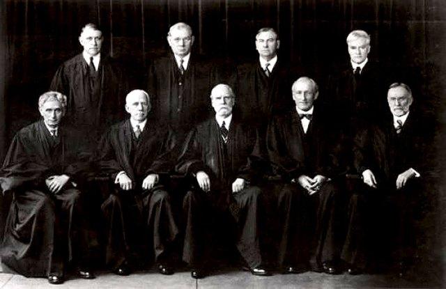 Supreme Court in 1937