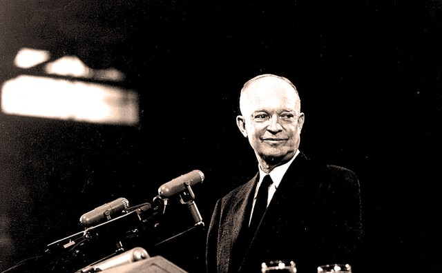 Dwight D. Eisenhwer