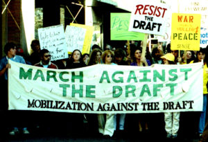 Draft Protests 1980