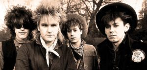 The Alarm - 1984
