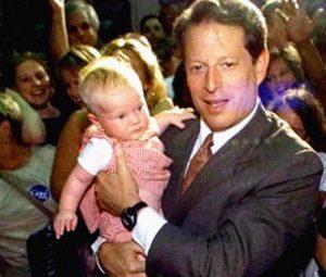 Al Gore and Future voter