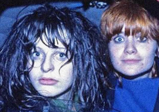 The Slits - Ari Up and Palmolive