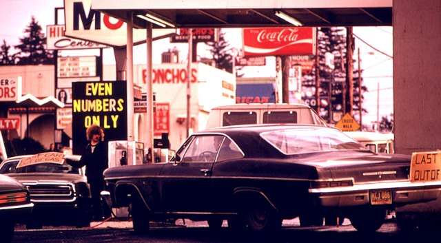 Gas Rationing
