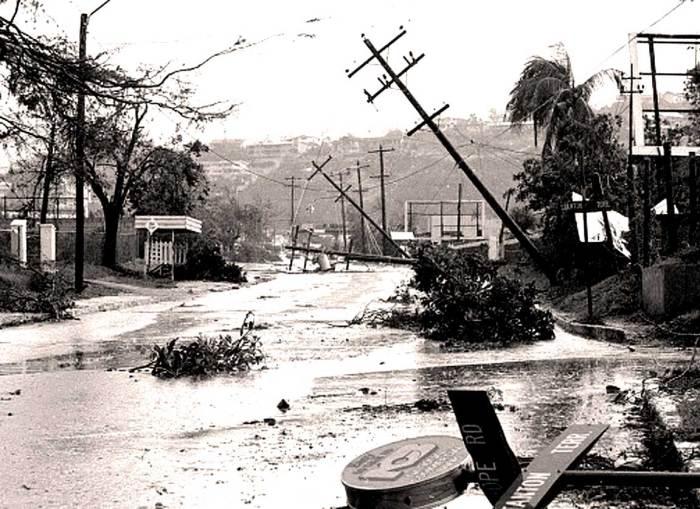 Hurricane Gilbert