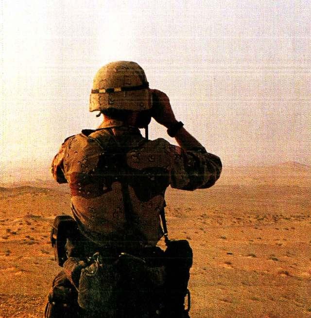 Preparing for War - September 1990