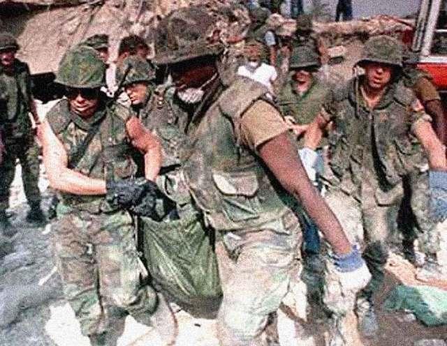 Beirut - October 24, 1983