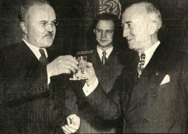 Molotov - Byrnes - UN 1947