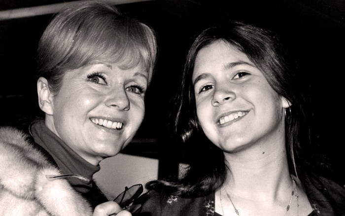 Debbie Reynolds - Carrie Fisher