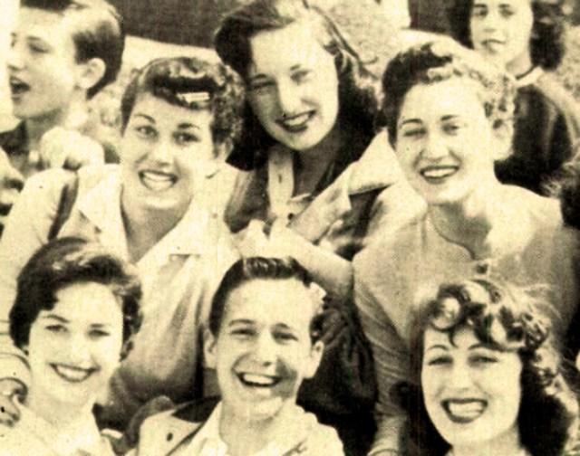 Fairfax Hi 1954